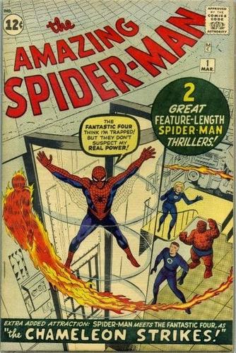 amazing spiderman vol 1 cómics digital español