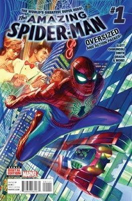 amazing spiderman vol 4 cómics digital español