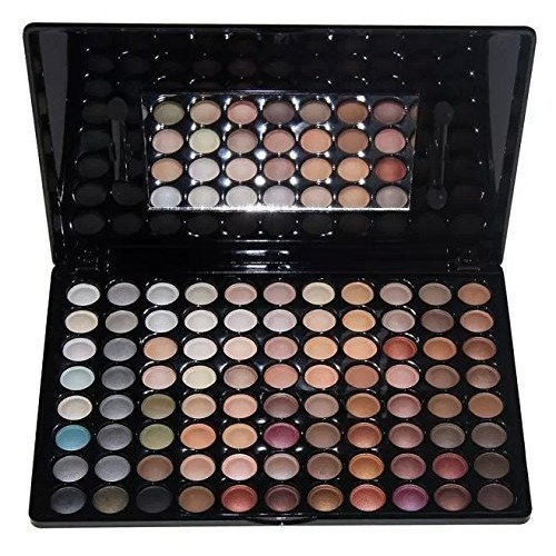 amazing2015 professional 88 metal shimmer color eyeshadow p