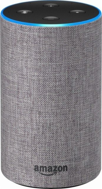 Echo 2nd Generation Color Heather Gray Dot