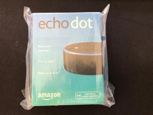 amazon echo dot (2da gen) - bocina inteligente con alexa