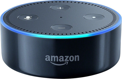 amazon echo dot 2da generación nuevo c/ alexa + envio gratis