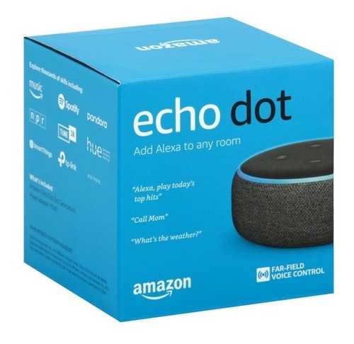 amazon echo dot 3era generacion