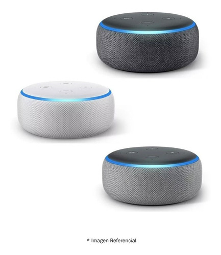 amazon echo dot 3era generacion español