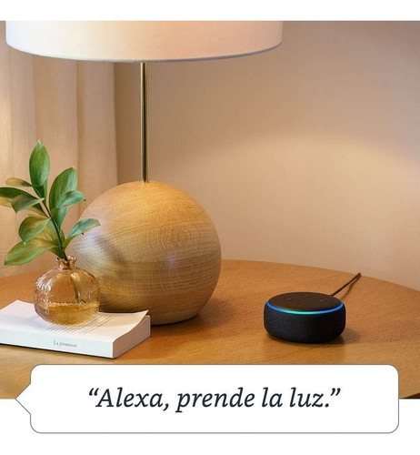 amazon echo dot. bocina inteligente con alexa.
