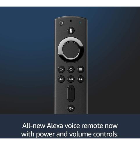 amazon fire tv stick 4k convertidor smart tv alexa envio ya