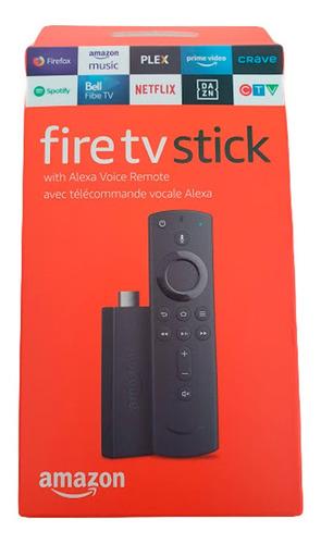 amazon fire tv stick alexa voice com volume nova versão