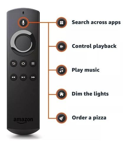 amazon fire tv stick smart tv alexa nuevo, original envío ya