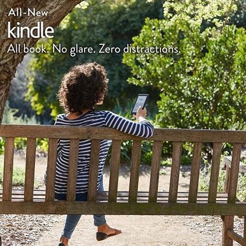 amazon kindle convencional 8va generacion 2016 4gb