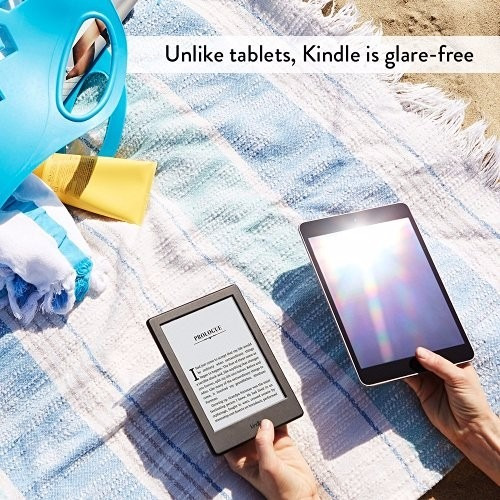 amazon kindle convencional 8va generacion 2016 4gb