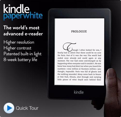 amazon kindle lector libros