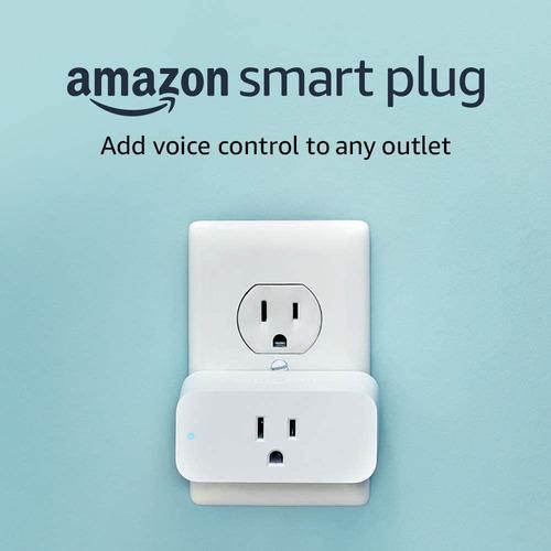 amazon smart plug enchufe inteligente