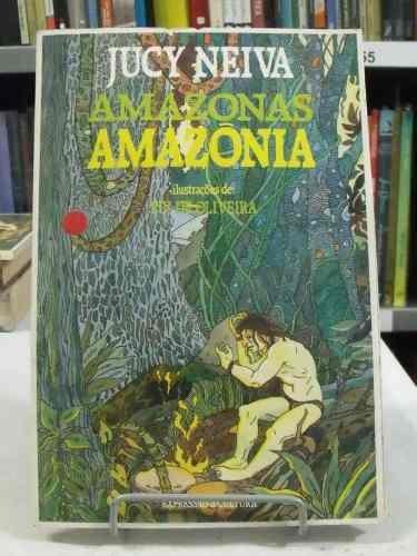 amazonas amazônia - jucy neiva