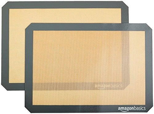 amazonbasics escala de la cocina y hornear mats