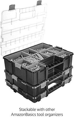 Amazonbasics Herramienta Organizador - 10 Compartimentos -   131.990 en  Mercado Libre 197b79002f63