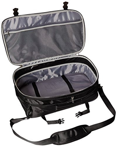 amazonbasics mochila de viaje tipo equipaje de mano negro zh
