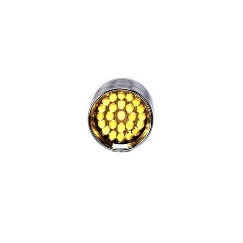 ámbar led diamond mount chrome lsk3801a-d micro-b