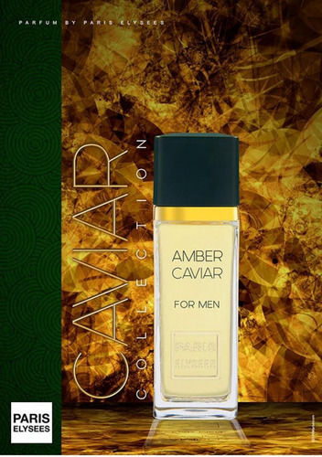 amber caviar paris elysees caviar collection perfume masculi