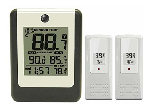 ambient weather ws-16-x2 wireless 8-channel