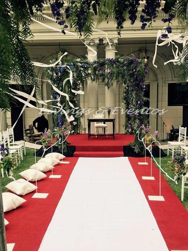ambientacion ceremonias wedding planner objetosvintage altar