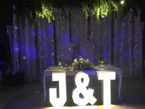 ambientación, decoración, fiestas, casamientos, 15 años,