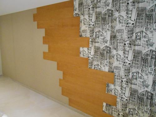 ambientaciones, entelados de paredes, cortinas roller