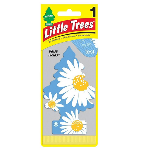 ambientador little trees daisy fields x24 und