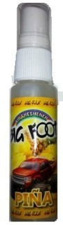 ambientador spray 30ml. big foot al mayor