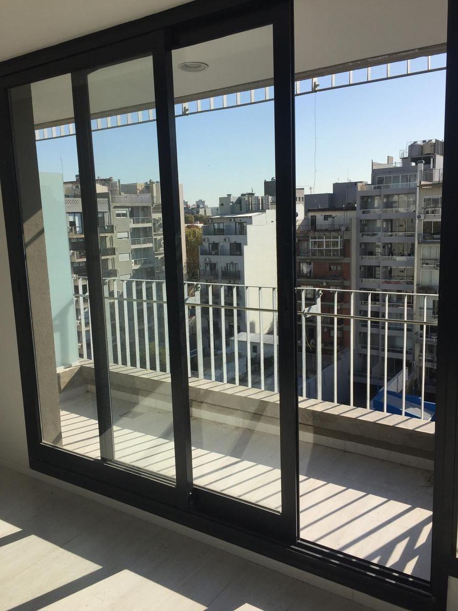 ambiente amplio balcon - amenities! fitz roy y soler