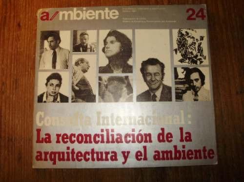a/mbiente:la reconciliacion de la arquitectura y el ambiente
