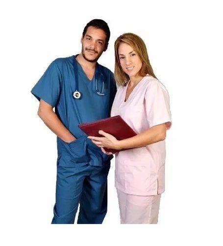 ambos medicos directo de fabrica -conjunto casaca y pantalon