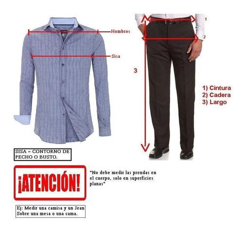 ambos para hombre, saco y pantalon,trajes talles especiales