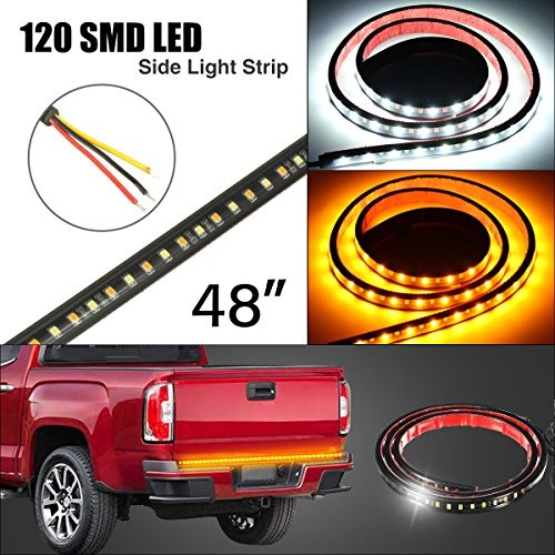 Ambother 48 49 truck led tailgate light bar tira side b ambother 48 49 truck led tailgate light bar tira side b aloadofball Image collections
