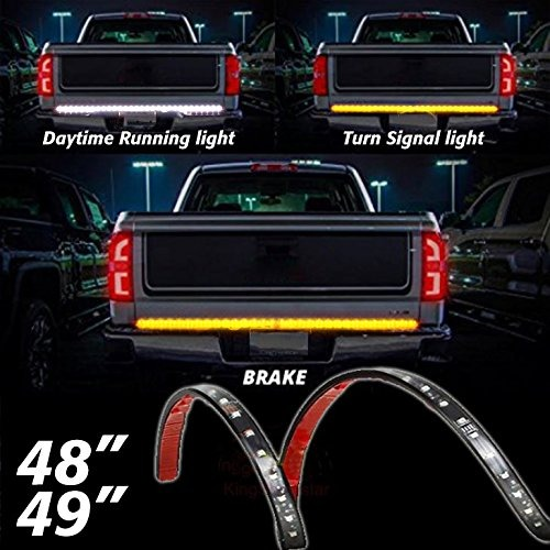 Ambother 48 49 truck led tailgate light bar tira side b ambother 48 49 truck led tailgate light bar tira side b aloadofball