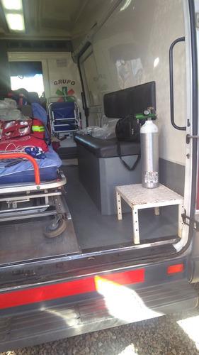 ambulancia  benz sprinter 2.5 311 furgon 3550 v2 2003