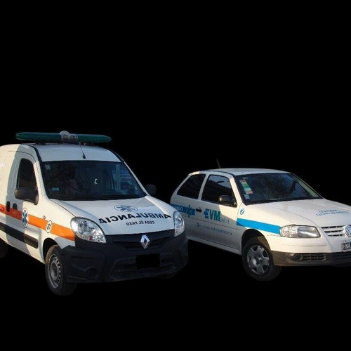 ambulancia de traslado y eventos deportivos