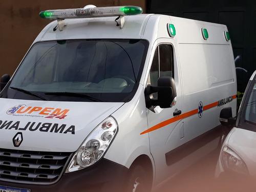 ambulancia de traslados