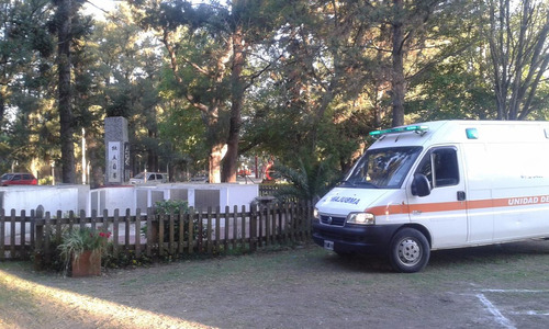ambulancia de traslados y eventos buen servicio