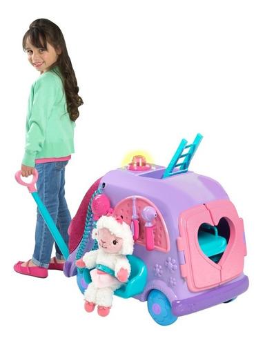 ambulancia doctora juguetes con luces y sonidos, movil doc.