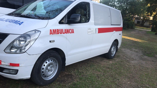 ambulancia hyundai h1 oportunidad