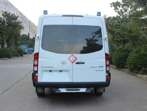 ambulancia jac sunray