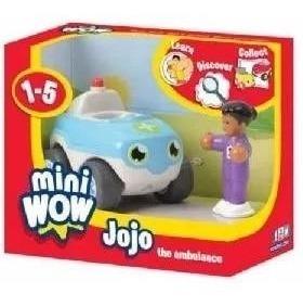 ambulancia jojo wow - primera infancia vavi toys