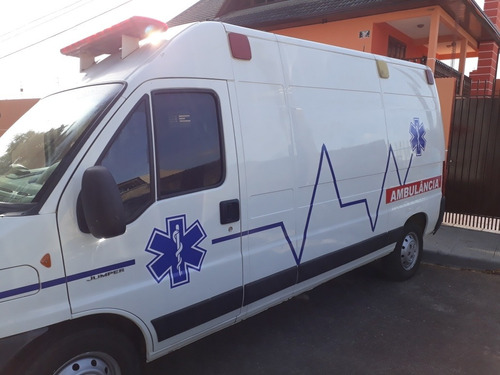 ambulancia master uti longa e alta