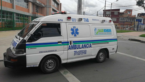 ambulancia mitsubishi l300