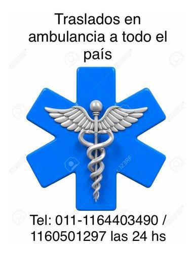 ambulancia para traslados