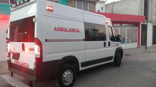 ambulancia promaster