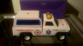 Cm Ambulancia Devoto 17 Hobbies Same Metal Largo IWYHED29