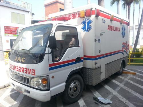 ambulancia servicio traslado alquiler emergencia y urgencias