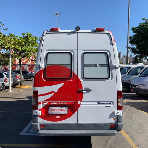 ambulancia sprinter financio 20 mil +48x 1.355,00