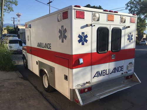 ambulancia tipo 3 diesel